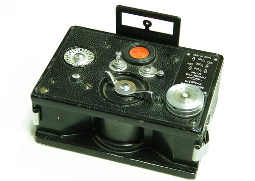 Фотоаппарат ФТ-2 для ведения панорамной съемки. Фото: wikimedia.org