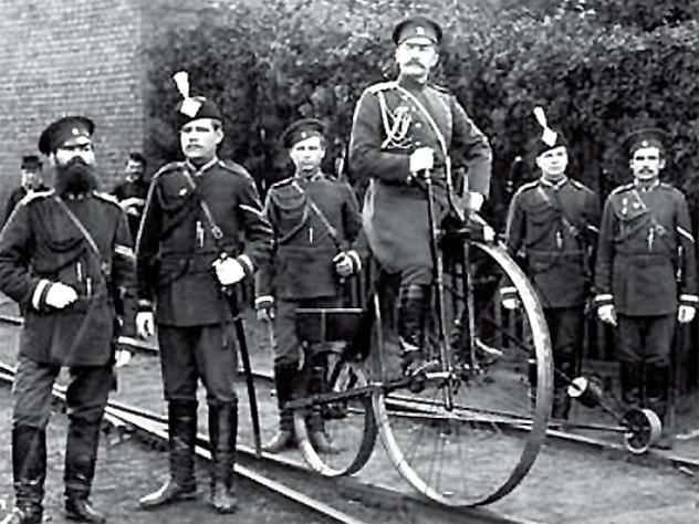 Полиция в Российской империи пользовалась самыми передовыми технологиями