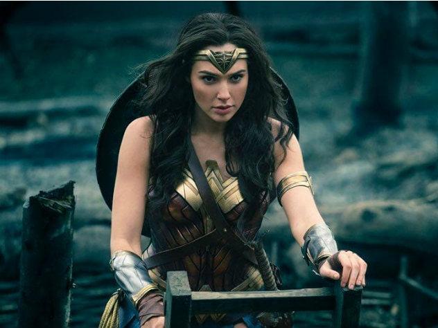 Как героиня фильма «Чудо-женщина» выглядит в реальной жизни