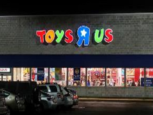 Аноним подарил Toys' R ' Us  миллион на игрушки для бедных детей