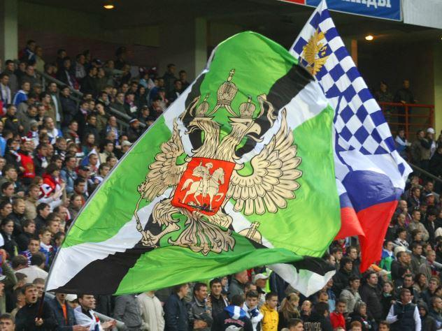 ФИФА оштрафовала Российский футбольный союз за нацистский баннер