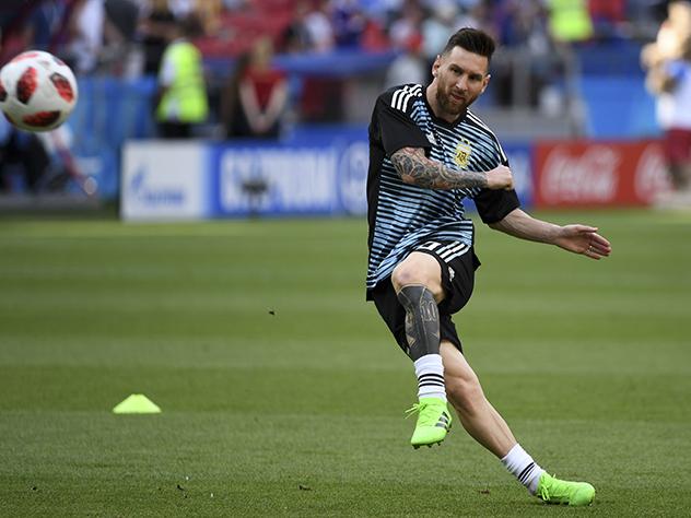 Стало известно, почему Месси сбежал с базы сборной Аргентины