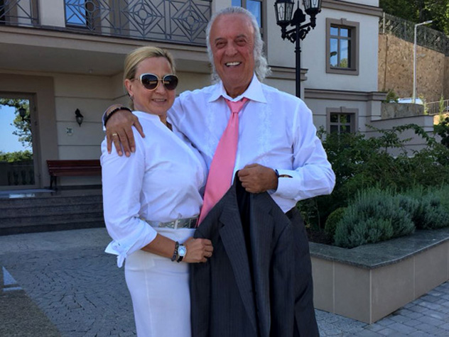 Илья Резник и Ирина Романова