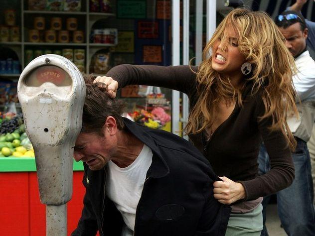 Кадр из фильма с Джессикой Альба