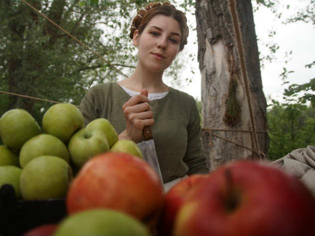 Как выбрать правильные яблоки