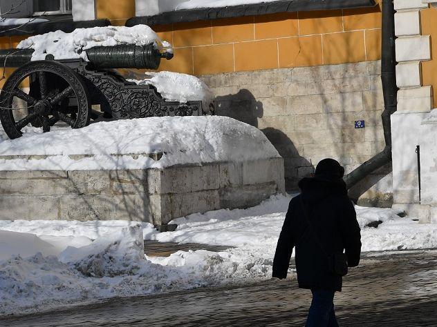 В Москве ожидается первый снег