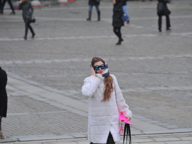 В Москве ожидают ветреную погоду