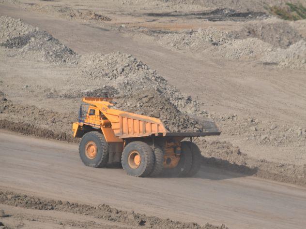 Импорт российского угля на Украину