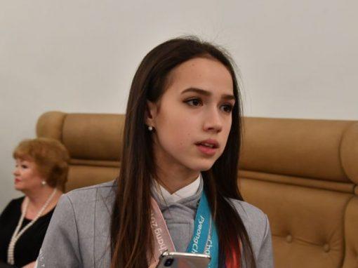 Загитова рассказала о боли в суставах