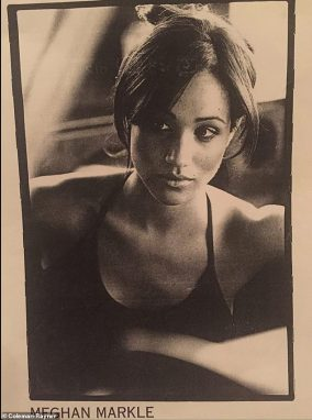 Меган Маркл была актрисой