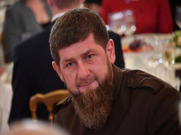 """Только Кадыров может защищать """"подопечного"""" Владимира Владимировича."""