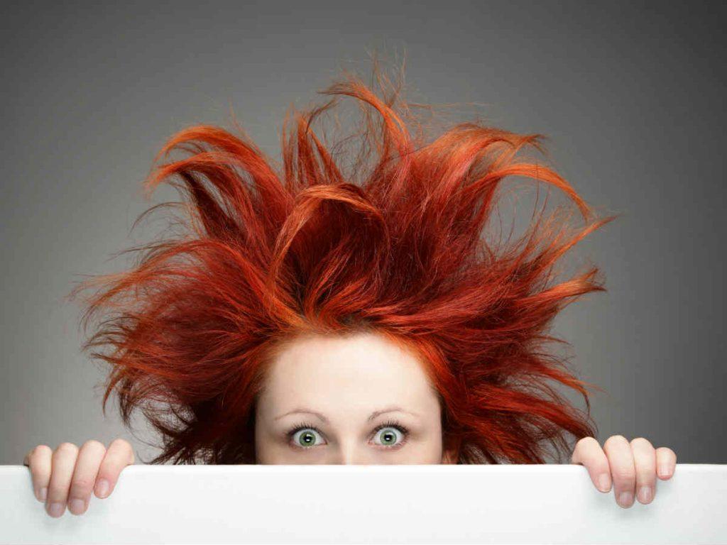 Днем рождения, смешные картинки с рыжими волосами