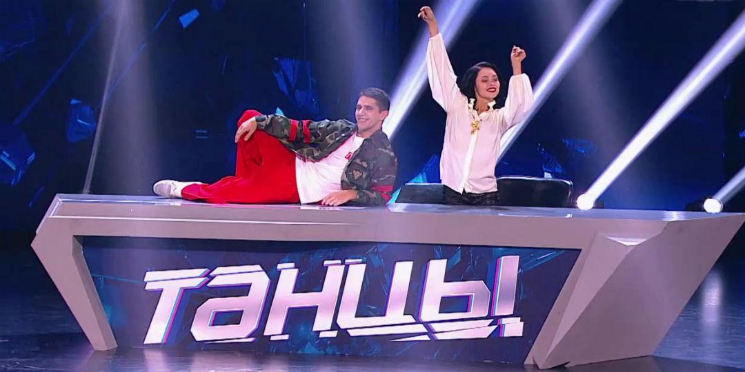 Романы в шоу «Танцы»