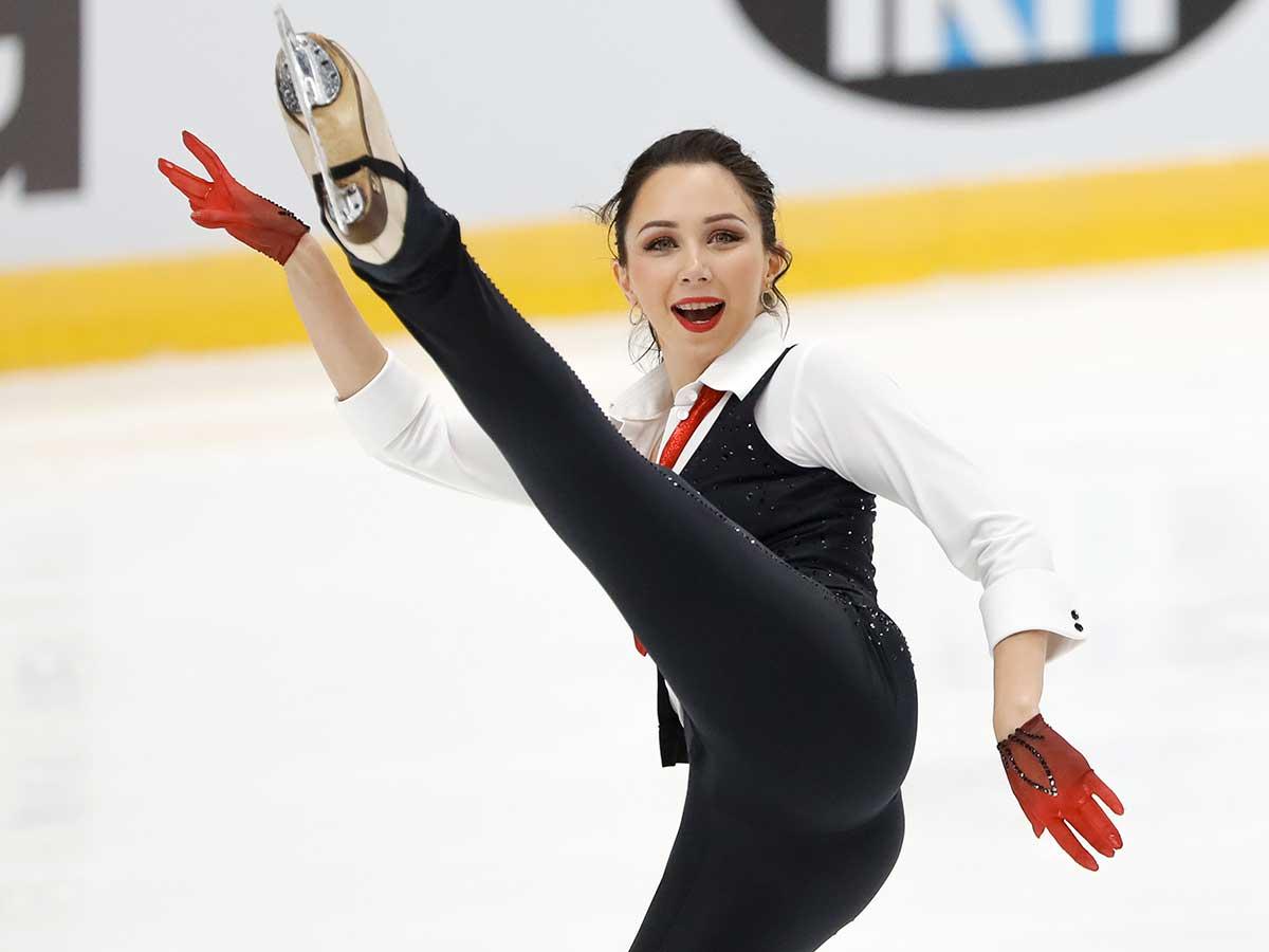 Елизавета Туктамышева рассказала, кем станет после окончания спортивной карьеры