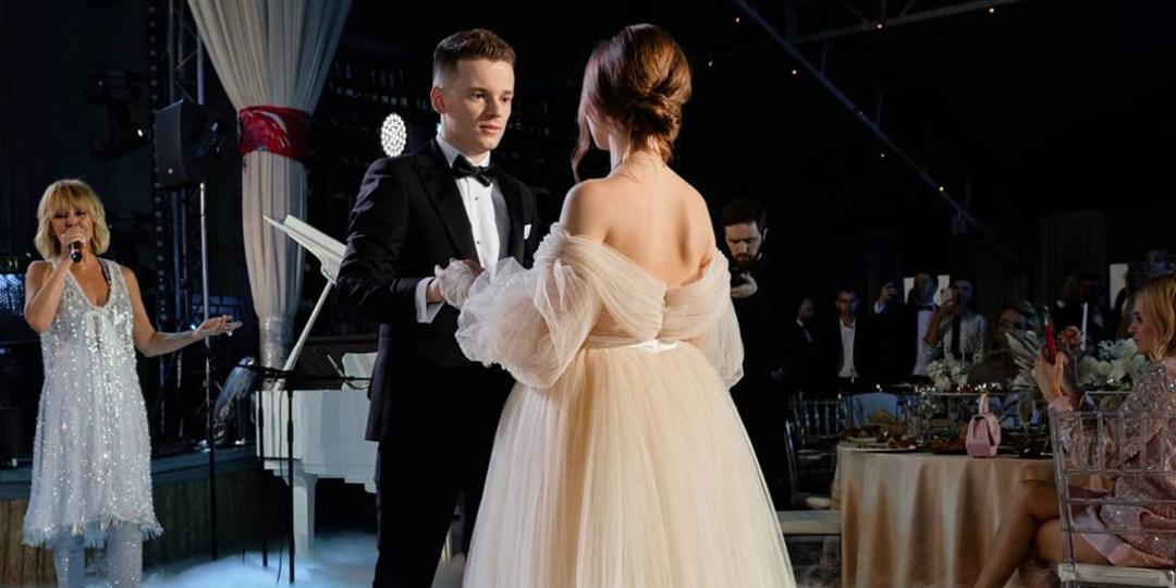 Свадьба сына Валерии