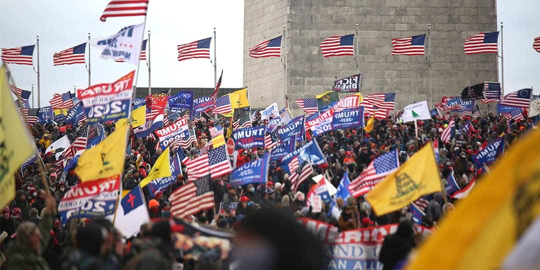 Американский майдан – жестокая расплата за цветные революции