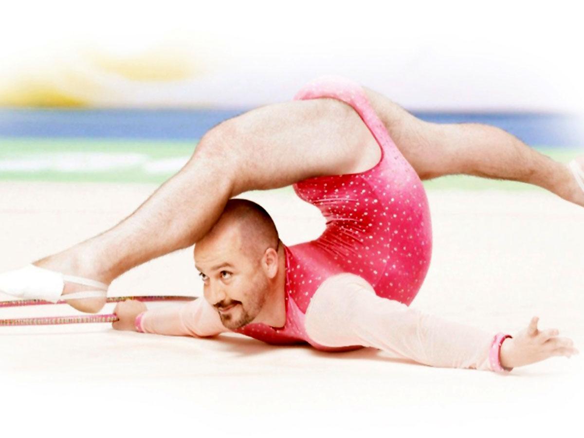 В Москве прошли первые в России соревнования по мужской художественной гимнастике