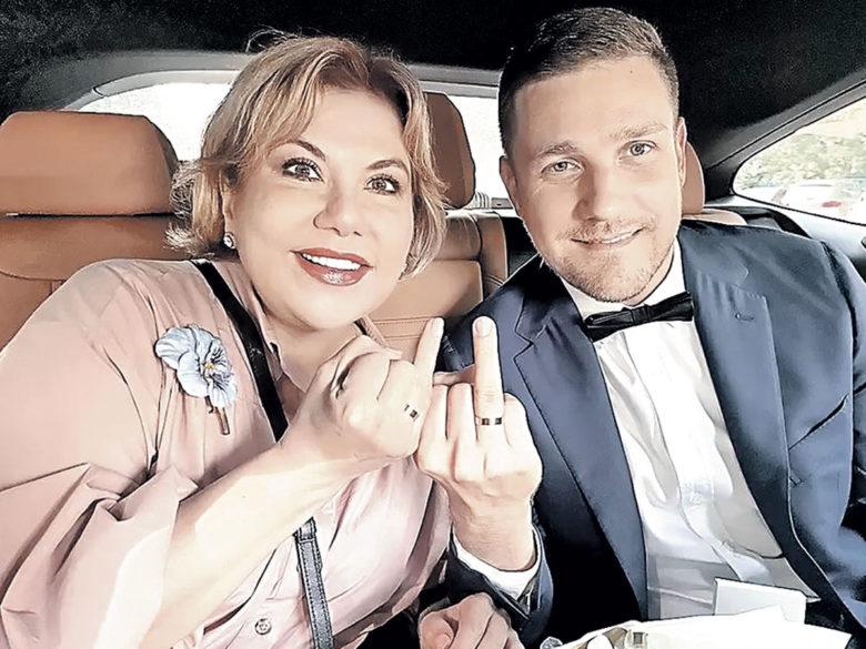 Влипший в гей-скандал молодой муж Марины Федункив впервые высказался по поводу отношений с актрисой