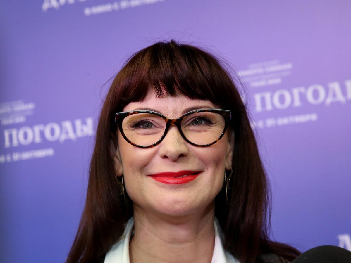 50-летняя Нонна Гришаева: «Молодой муж рядом, и я должна всегда быть в форме»