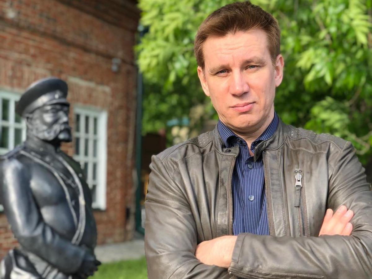 Звезде сериала «Татьянин день» Вадиму Колганову диагностировали тяжелую болезнь